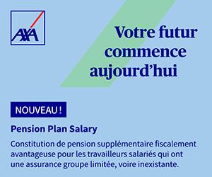 Pension plan salary